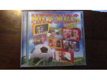 Hits for Kids Summerparty 2012  CD