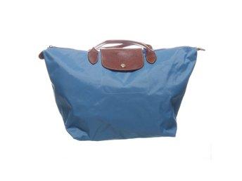 turkos väska longchamp