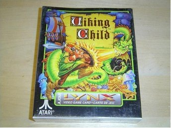 Viking Child Atari Lynx *NYTT*
