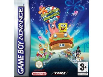 Spongebob Squarepants: The Movie - Gameboy Advance