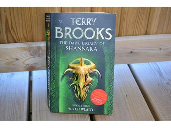 Witch Wraith - Terry Brooks The Dark Legacy of Shannara Book Three #3 Engelska