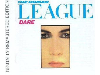 The Human League – Dare (1981/2003) CD, Reissue, Virgin, Remastered, New