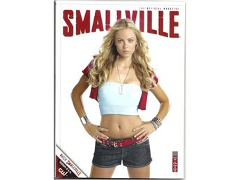 Smallville Magazine # 23 Cover B NM Ny Import REA!