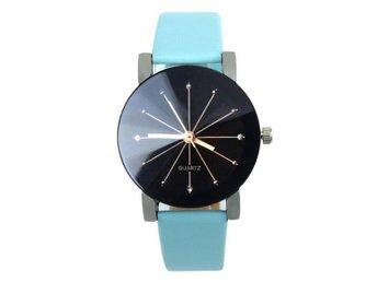 Fin Klocka / Armbandsur - Quartz - Ljusblå - Nasugbu - Fin Klocka / Armbandsur - Quartz - Ljusblå - Nasugbu