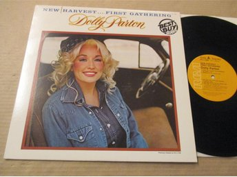 "Dolly Parton ""New Harvest-First Gathering"""