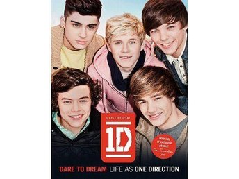 One Direction dare to dream bok ny