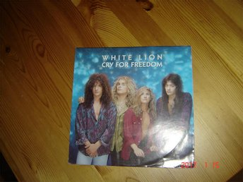 White Lion - Cry for freedom