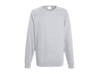 Sweatshirt Tröja Raglan - Grå - Täby - Sweatshirt Tröja Raglan - Grå - Täby