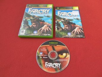 FARCRY INSTINCTS till Xbox