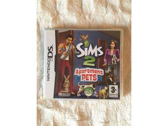 Nintendo DS spel, The Sims 2- Apartment pets - Kristianstad - Nintendo DS spel, The Sims 2- Apartment pets - Kristianstad