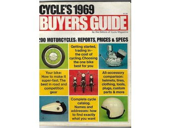 BUYERS GUIDE 1969