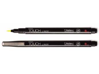 ShinHan Touch BRUSH Liner, Yellow