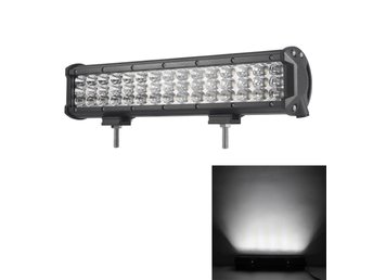 Ljusramp fordon LED - 180 Watt, Flood 18000 LM