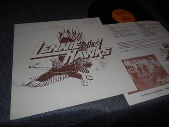 Lennie & The Hawks (LP) Norge EX/VG+