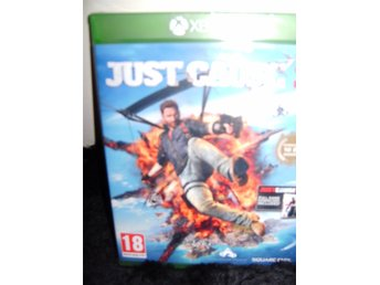 X-BOX ONE - JUST CAUSE 3