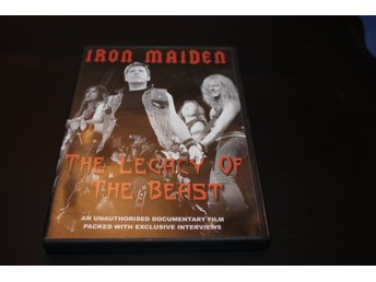 DVD-film: Iron Maiden - The legacy of the beast