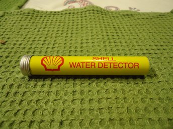 SHELL WATER DETECTOR