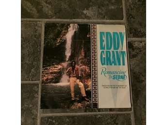 "EDDY GRANT - MY TURN TO LOVE YOU. (NEAR MINT 7"")"