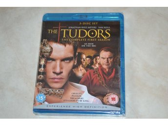 The Tudors Complete First Season, Säsong 1 (2007) Film Blura