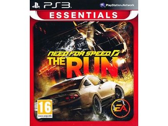 NFS The Run Essentials (PS3)
