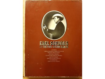 EARL SCRUGGS – The Five String Banjo 1968 noter ackord