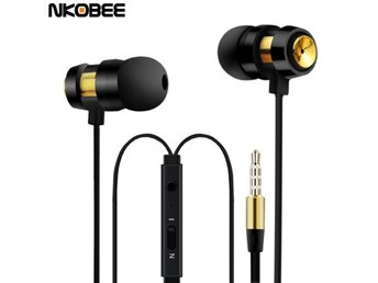 NKOBEE In-ear ROSÉGULD