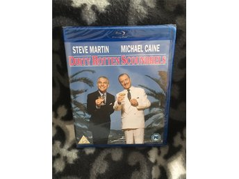 Dirty Rotten Scoundrels - Blu-Ray - Import - Helt ny!