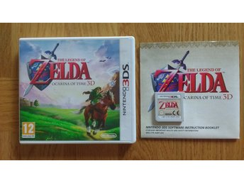 Nintendo 3DS: Zelda: Ocarina of Time 3D