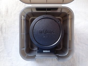 Metabones Smart Adapter T Mk V Canon EF-Sony E-mount