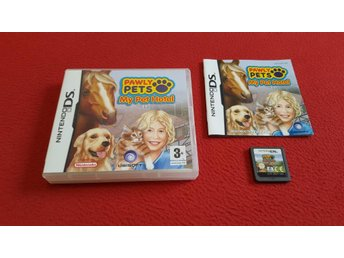 PAWLY PETS MY VET HOTEL till Nintendo DS NDS