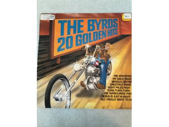 LP The Byrds, 20 Golden Hits