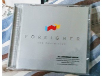 FOREIGNERS - THE DEFINITIVE