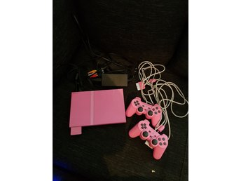Playstation 2 rosa
