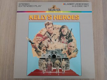 Kelly's Heroes (Kellys Hjältar) (1970) (P&S/ANA) [ML100168]