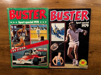 Buster sport special