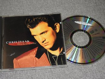 Chris Isaak - Wicked Game CD 1991