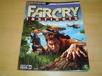 FARCRY INSTINCTS SPELGUIDE XBOX WALKTHROUGH *NYTT*