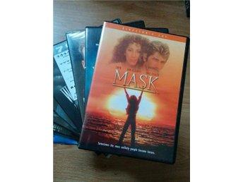 18 st Drama DVD filmer Mask Hustler Pianist Insider Crying Game - Hultsfred - 18 st Drama DVD filmer Mask Hustler Pianist Insider Crying Game - Hultsfred