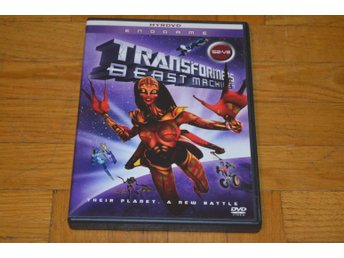 Transformers Beast Machines - Säsong 2 Vol 2 - 1999 - DVD