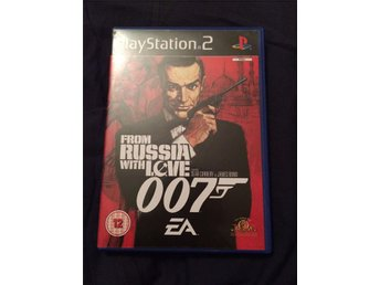 From Russia With Love - PlayStation 2