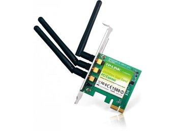 TP-LINK TL-WDN4800 Wireless PCI Express-adapter - Solna - TP-LINK TL-WDN4800 Wireless PCI Express-adapter - Solna