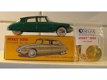 Dinky Toys 24CP Citroen DS19 Saloon (ATLAS)