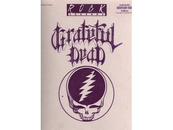 Grateful Dead - Rock Legends - Guitar Tabs
