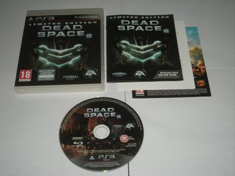 PS3 Dead Space 2 Limited Edition