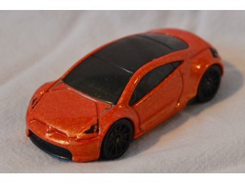 Mitsubishi Eclipse Concept Car Hot Wheels ca 1:64 Orange Fint Skick
