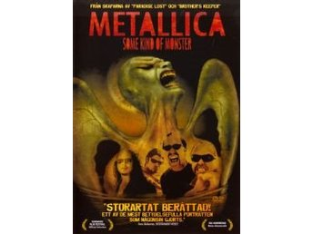 DVD - Metallica - Some Kind of Monster (2-Disc) (Beg)