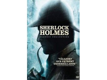 Sherlock Holmes - Classic collection (4-disc)-