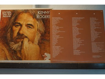 Kenny Rogers - Love Will Turn You On  -  LP (Vinyl)