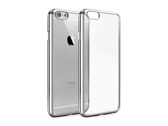 Champion Frame Cover Silver iPhone 6/6s