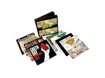 Green Day: The studio albums 1990-2009 (Ltd) (8 CD)
